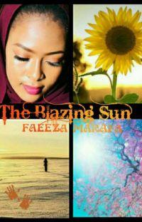 The Blazing Sun cover