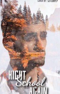 HIGHT SCHOOL AGAIN /آلثْانَوِيَه مٌجَدَدآ cover