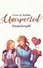 Unexpected | Zelink (modern AU) by PandaDawgBE