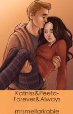 Katniss&Peeta-Forever&Always by mrsmellarkable