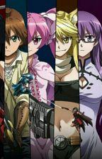Akame ga kill: Male reader insert. by 9rdaley3