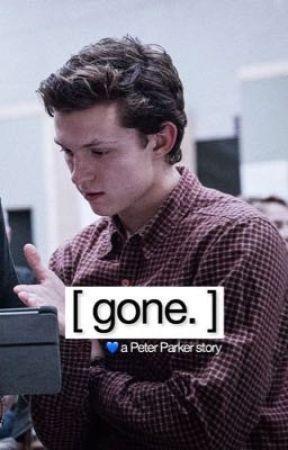 [ gone. ] ↛ Peter Parker by hollandsbae
