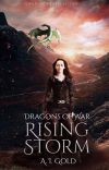 Dragons of War - Rising Storm cover