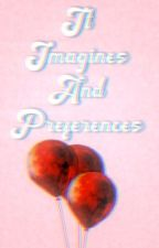 It Imagines and Preferences by sweetcelestes