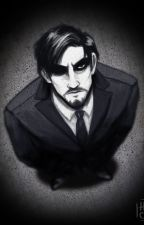 I'm Here to Help You (Darkiplier x Reader) by the_bluepencil
