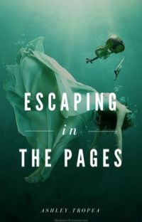 Escaping in the Pages (Pirates #3) cover