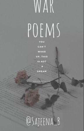 [War Poems] by 14katebeckett