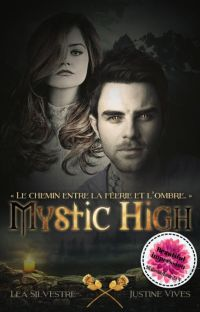 Mystic High - Tome 1 cover