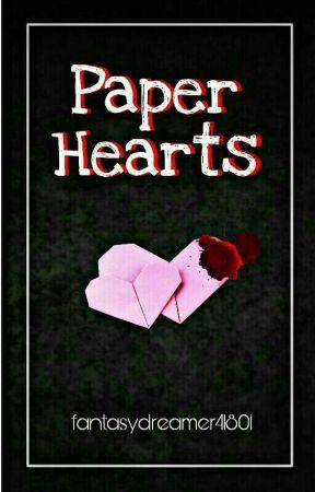 Paper Hearts (Camren) by dreamer199X