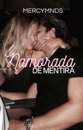 namorada de mentira ↯ harry styles (EM REVISÃO) by mercymnds