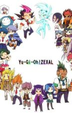 (Old) Yugioh Zexal One Shots x Reader (Completed) by AyakoShizuka