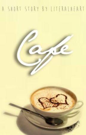 Café by brandnewscars