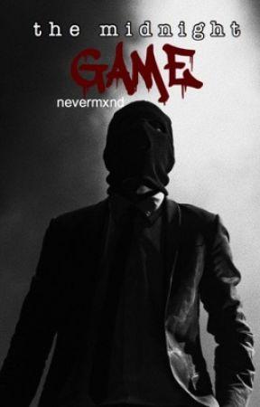 midnight game (midnight man, book#3) by nevermxnd