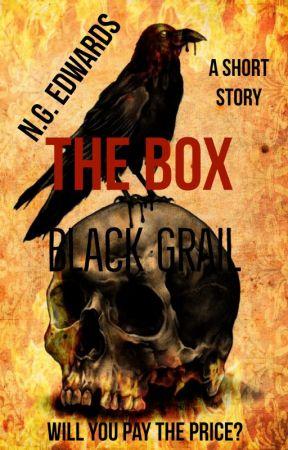 The Box - Black Grail by Groovy_Jedi