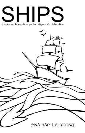 SHIPS by ginayaplaiyoong