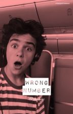 wrong number // jack grazer by lovvsers