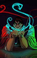 Harry potter : Darkness from the inside by 7h1nk3r