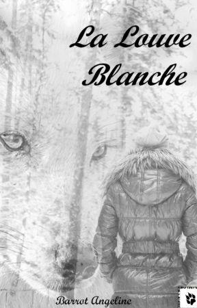La Louve Blanche by AngelineBarrot
