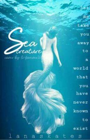 sea creature by LanaSkates