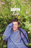 "A ""Happy"" Life - Larry (Mpreg) cover"