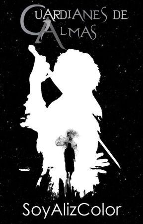 Guardianes de almas by SoyAlizColor