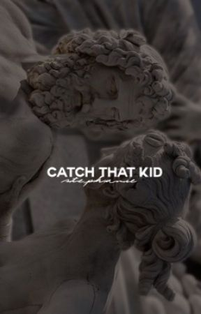 CATCH THAT KID ━ stranger things cast au. by marvelized