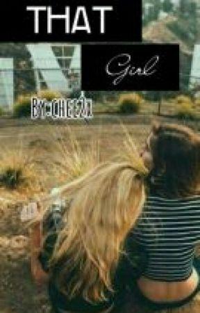 That Girl >> GxG by destinedjikook