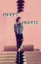 Happy Hearts/// Daniel Seavey Fanfic// Why Don't We by deniseasonrisa