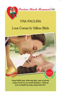 Love Comes In Yellow Birds (UNEDITED VERSION/PUBLISHED) cover