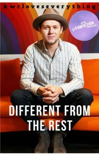 Different From The Rest (Niall Horan AU mature) cover