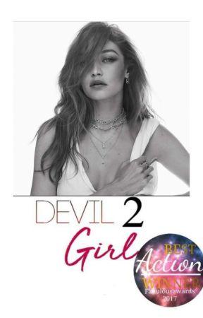 Devil Girl 2 by BlueFav13
