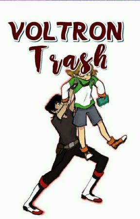 Voltron Trash [PAUSA] by s-saltycherrys
