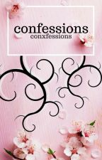 book of confessions by conxfessions