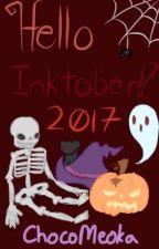 Hello Inktober 2017! by ChocoMeoka