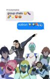 Group Chats - Voltron cover