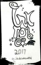 Inktober 2017 by jadewerewolf121