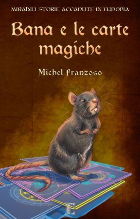 Bana e le carte magiche by __Ux__