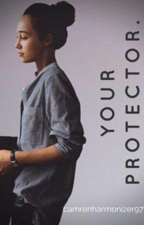 Your Protector.    Alicia Clark/You Short Story by camrenharmonizer97