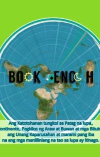 Book of Enoch (Tagalog Version)  cover