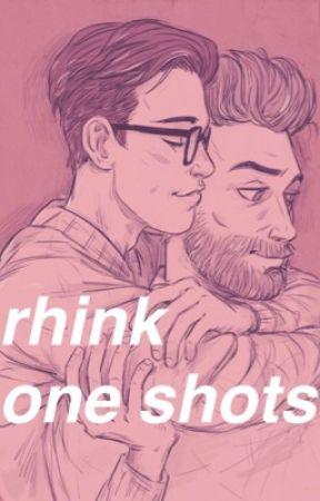 rhink one-shots by strangerfruit