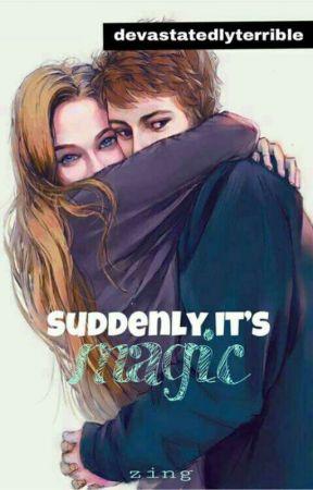 Suddenly It's Magic by leerosaline