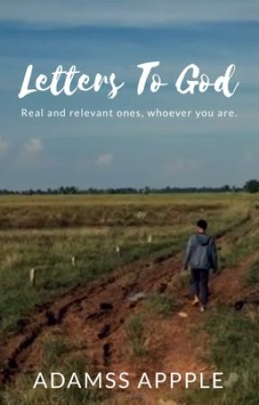 Letters To God by lukruadam