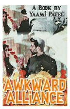 Awkward alliance #ishqbaaaz  by winsome_chick