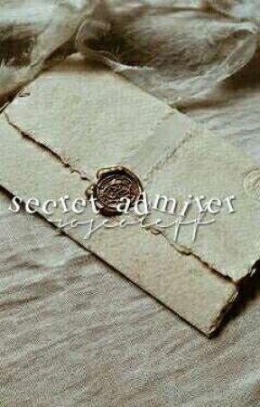 SECRET ADMIRER || DRACO MALFOY by -dwayne
