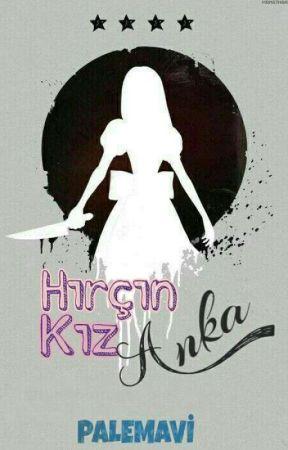 Hırçın Kız Anka by Palemavi