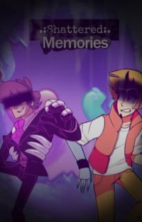 Shattered memories cover
