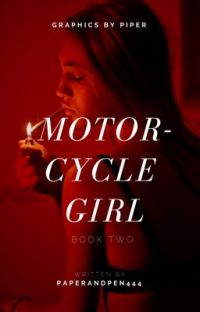 Motorcycle Girl: Book Two cover
