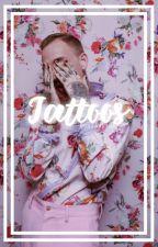 Tattoos.    m.m (blackbear) by bbyaphroditee