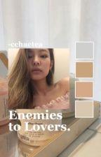 Enemies to Lovers | l.ty ➳ jn.k by -cchaetea