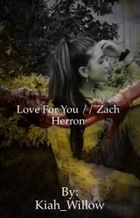 Love for you //Zach Herron cover